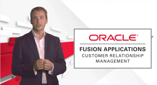 oracle crm tv